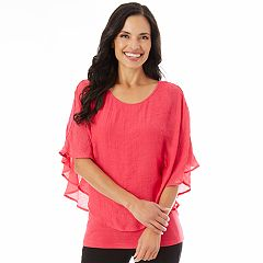 Women's Apt. 9® Gauze Popover Top