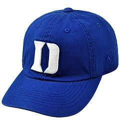 Adult Top of the World Duke Blue Devils Crew Adjustable Cap