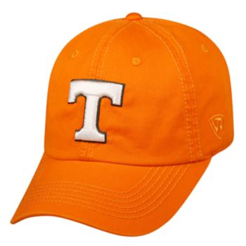 Adult Top Of The World Tennessee Volunteers Crew Baseball Cap