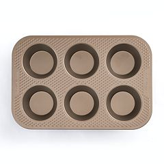 Food Network™ Performance Series Textured Mega Muffin Pan