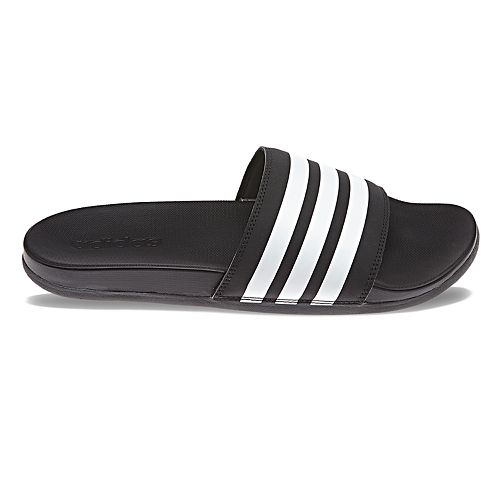 ed7bccd9768e adidas Adilette Cloudfoam Plus Men s Slide Sandals