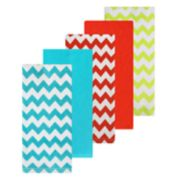 Celebrate Summer Together Chevron Kitchen Towel 5-pk.