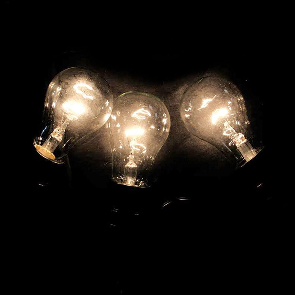 15 Warm White Indoor / Outdoor Christmas Lights