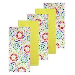 Celebrate Summer Together Medallion Kitchen Towel 5-pack