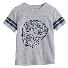 Toddler Boy Jumping Beans® Baseball Glove Graphic Tee