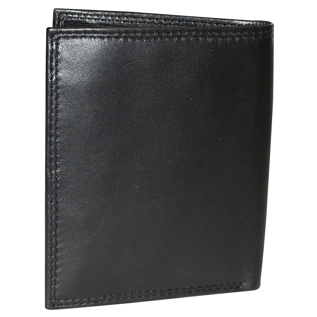 Buxton Emblem Credit Card Folio