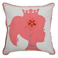 Rizzy Home Princess Throw Pillow
