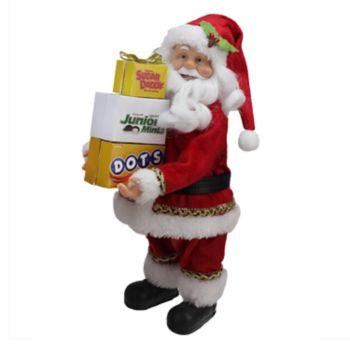 Northlight 12-in. Santa & Candy Christmas Decor