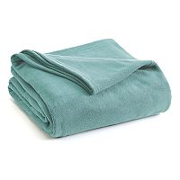 Deals on Vellux Microfleece Blanket KING