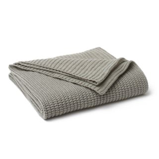 Vellux Chunky Knit Throw
