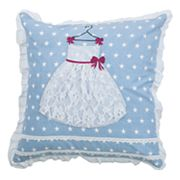 Rizzy Home Princess Dress Throw Pillow