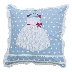 Rizzy Home Princess Dress Throw Pillow