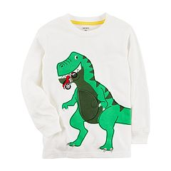Toddler Boy Carter's Lift Flap Dinosaur Graphic Tee