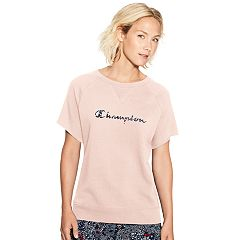 Women's Champion Heritage French Terry Raglan Sleeve Top