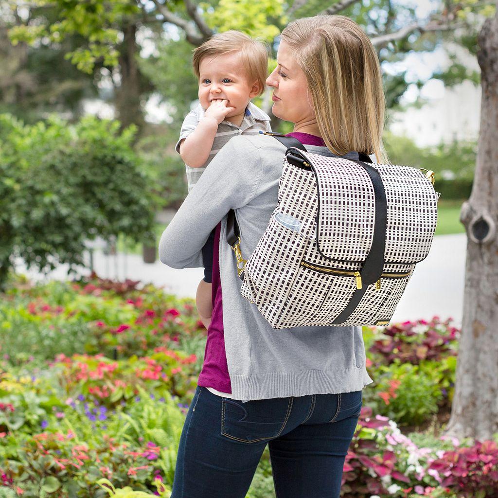 JJ Cole Backpack Diaper Bag