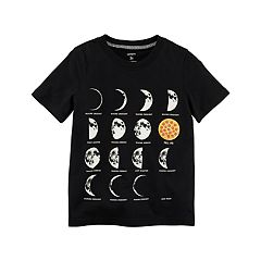 Toddler Boy Carter's Pizza Moon Graphic Tee