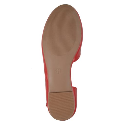 Journee Collection Astley Women's D'Orsay Flats
