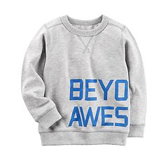 Toddler Boy Carter's 'Beyond Awesome' Wrap Around Top