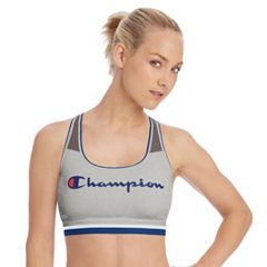 Champion Absolute Mesh Racerback Medium-Impact Sports Bra B1251O