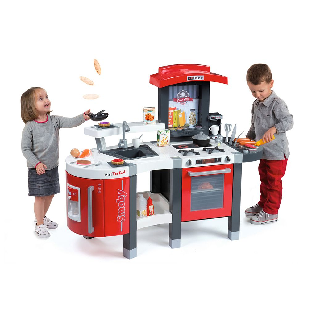 Smoby Super Chef Deluxe Play Kitchen
