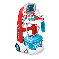 Smoby Doctor Trolley Playset