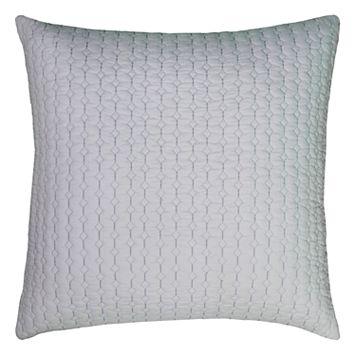 Rizzy Home Diamond Stitch Throw Pillow