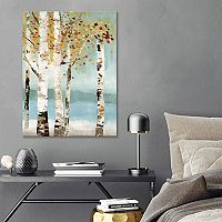 Artissimo Designs Lookout I Canvas Wall Art