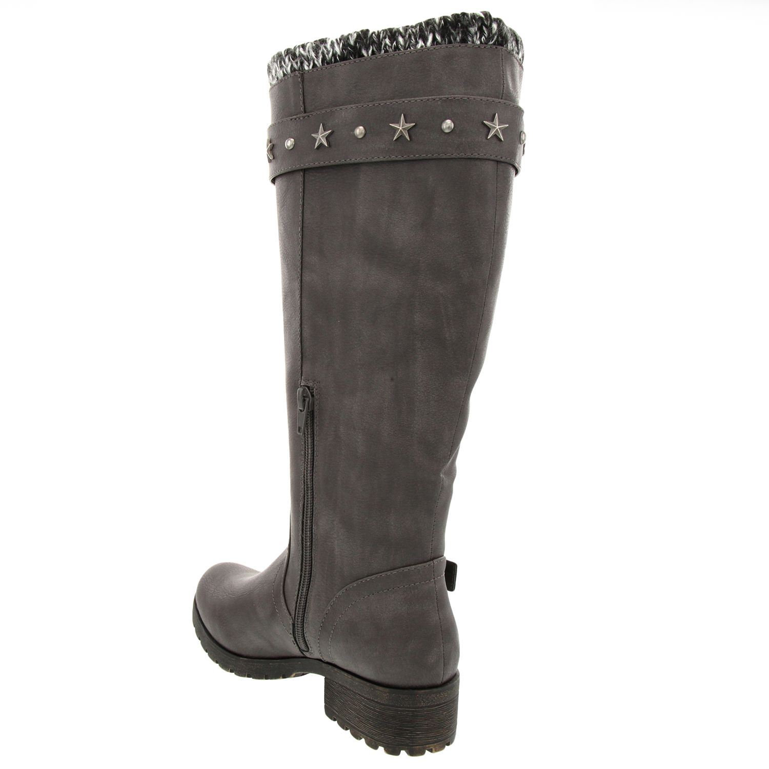 c2ed2e2316b Black Sugar Boots - Shoes