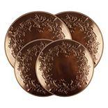 Range Kleen 4-pc. Copper Ivy Burner Kover Set