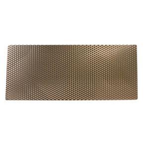 """Range Kleen 8.5"""" x 20"""" Copperwave Counter Mat"""