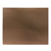 "Range Kleen 14"" x 17"" Copperwave Counter Mat"