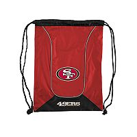 Northwest San Francisco 49ers Double Header Drawstring Backpack