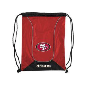 Northwest San Francisco 49ers Double Header Drawstring Backpack