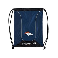Northwest Denver Broncos Double Header Drawstring Backpack