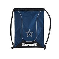 Northwest Dallas Cowboys Double Header Drawstring Backpack
