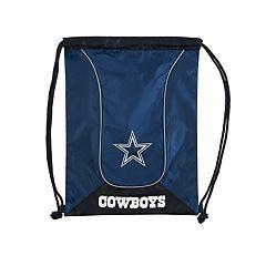 Northwest Dallas Cowboys Double Header Drawstring Backpack