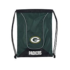 Northwest Green Bay Packers Double Header Drawstring Backpack