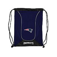 Northwest New England Patriots Double Header Drawstring Backpack