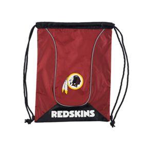 Northwest Washington Redskins Double Header Drawstring Backpack