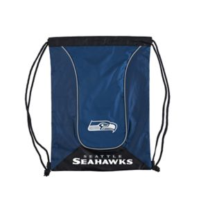 Northwest Seattle Seahawks Double Header Drawstring Backpack