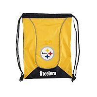 Northwest Pittsburgh Steelers Double Header Drawstring Backpack