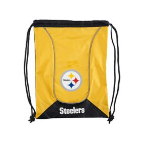 Northwest Pittsburgh Steelers Double Header Drawstring Backpack