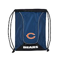 Northwest Chicago Bears Double Header Drawstring Backpack