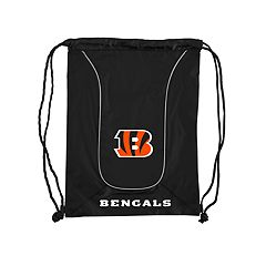 Northwest Cincinnati Bengals Double Header Drawstring Backpack
