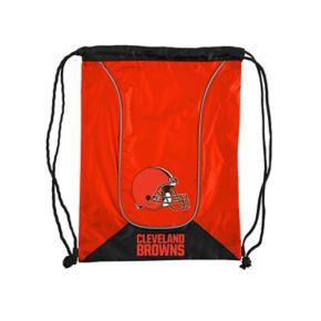 Northwest Cleveland Browns Double Header Drawstring Backpack