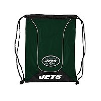 Northwest New York Jets Double Header Drawstring Backpack