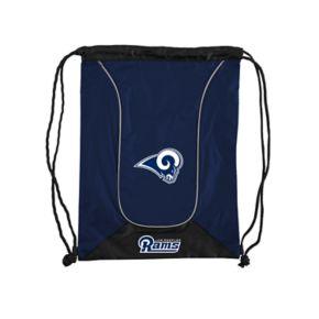 Northwest Los Angeles Rams Double Header Drawstring Backpack