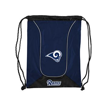 Northwest Los Angeles Rams Double Header Drawstring Backpack