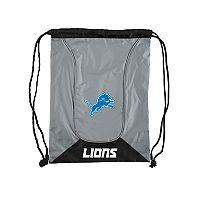 Northwest Detroit Lions Double Header Drawstring Backpack