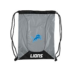 Northwest Detroit Lions Double Header Drawstring Backpack